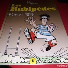 Cómics: LES RUBIPÈDES Nº 5 BILLE EN TÊTE ITURRIA FRANÇAIS. Lote 165292854