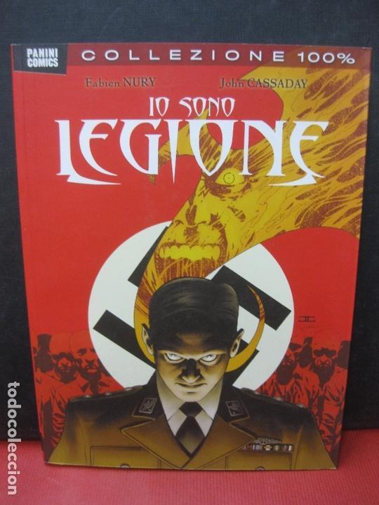 IO SONO LEGIONE. FABIERN NURY - JOHN CASSADAY. PANINI COMICS. COLLEZIONE 100 % (Tebeos y Comics - Comics Lengua Extranjera - Comics Europeos)