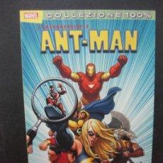 Cómics: L'INCORREGGIBILE ANT-MAN 2. TROVA L'INTRUSO. PANINI COMICS. COLLEZIONE 100 %. Lote 165352574