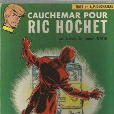 Cómics: RIC HOCHET CAUCHEMAR. Lote 165656854