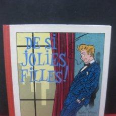 Cómics: DE SI JOLIES FILLES !. WALTER MINUS. MAGIC STRIP, 1985. Lote 165745546