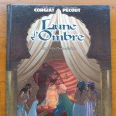 Cómics: LUNE D'OMBRE TOME 1. LA PIRATE ANDALOUSE. LES HUMANOÏDES ASSOCIÉS 2004. Lote 166716448