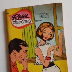 Cómics: ROSES BLANCHES 171. CÓMIC FRANCÉS, 1972, PEQUEÑO FORMATO. Lote 167847732