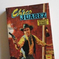 Cómics: CHICO JUAREZ, RECOPILATORIO DE CÓMICS DEL OESTE. ARÉDIT, 1973. EN FRANCÉS.. Lote 167848316