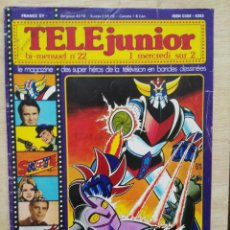 Cómics: TELEJUNIOR (FRANCÉS) - Nº 22. Lote 168253312