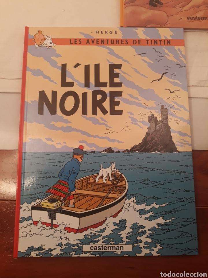 Cómics: Lote de tebeos.Les aventures de tintin.Hergé.Casterman. - Foto 2 - 168279082