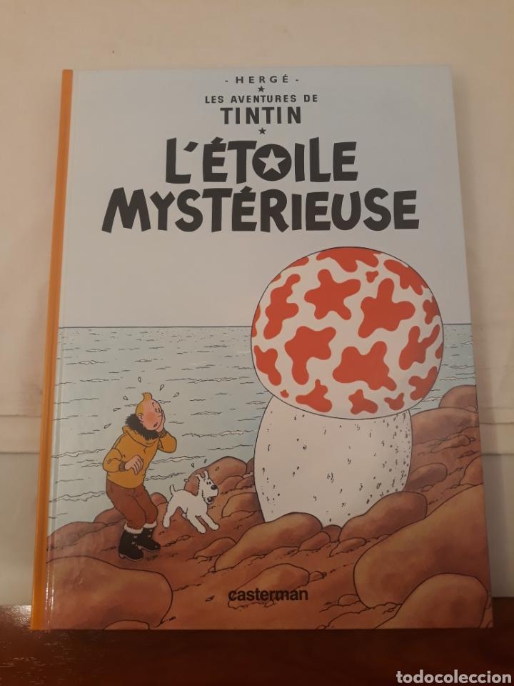 Cómics: Lote de tebeos.Les aventures de tintin.Hergé.Casterman. - Foto 4 - 168279082