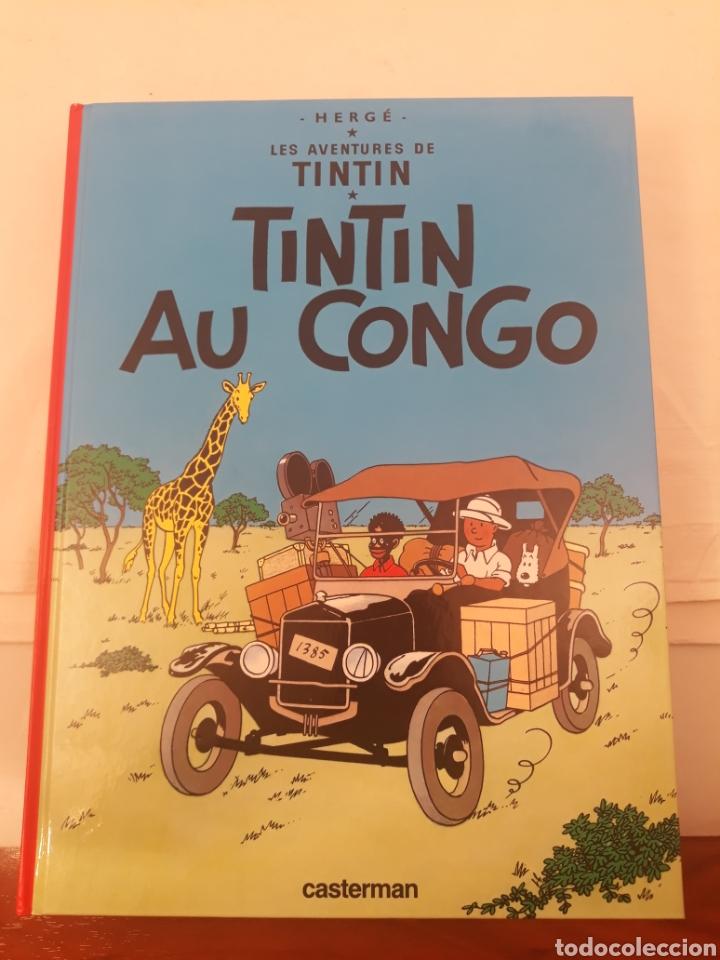 Cómics: Lote de tebeos.Les aventures de tintin.Hergé.Casterman. - Foto 8 - 168279082