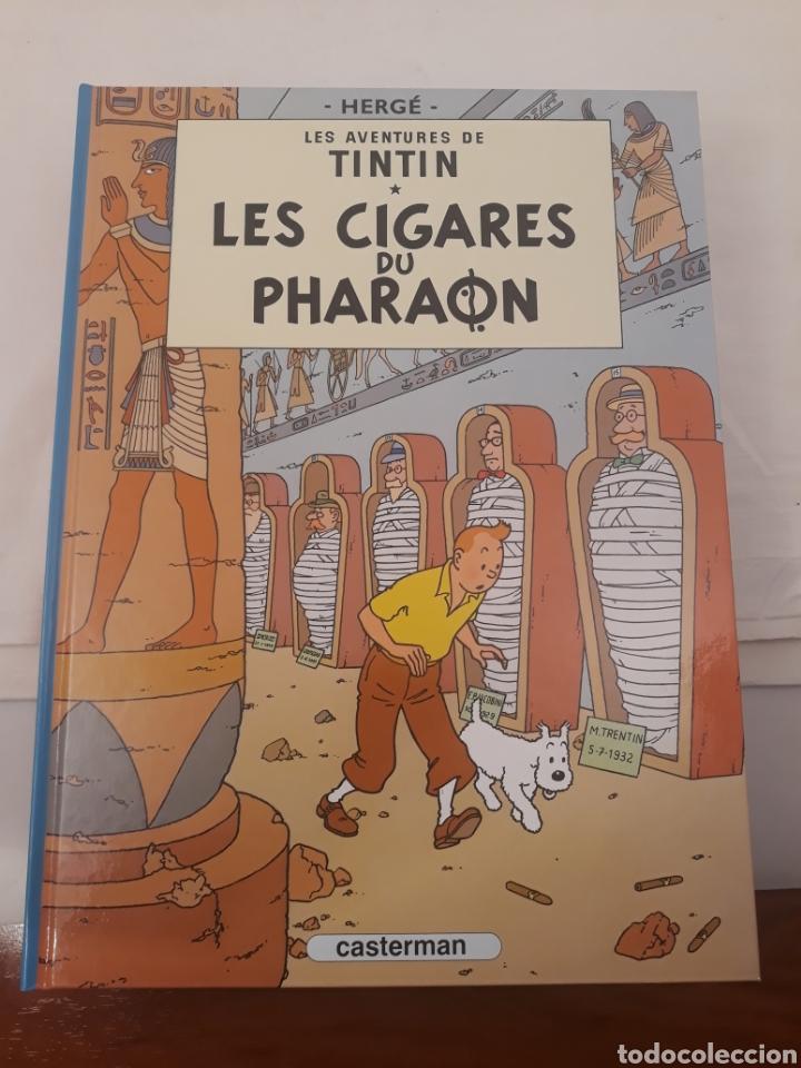 Cómics: Lote de tebeos.Les aventures de tintin.Hergé.Casterman. - Foto 10 - 168279082
