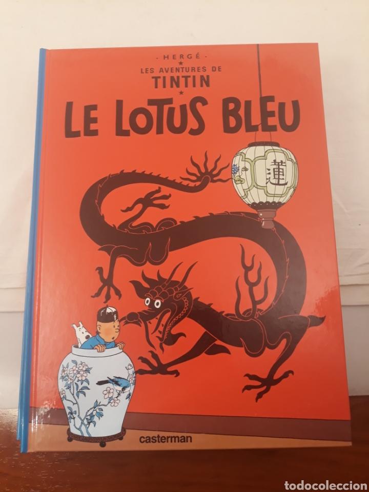Cómics: Lote de tebeos.Les aventures de tintin.Hergé.Casterman. - Foto 12 - 168279082