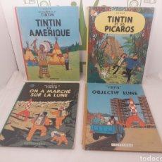 Cómics: LOYE DE TEBEOS ANTIGUOS.LES AVENTURES DE TINTIN.CASTERMAN.. Lote 168279746
