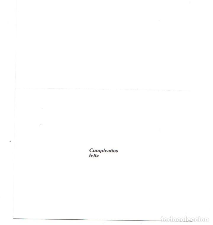Cómics: TINTIN - POSTAL MILÚ SONRIENDO - Foto 3 - 168339572