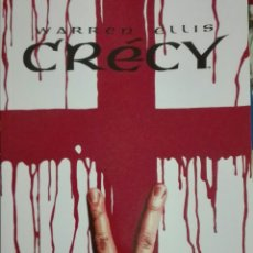 Cómics: WARREN ELLIS. CRÉCY. 2010. Lote 168472592