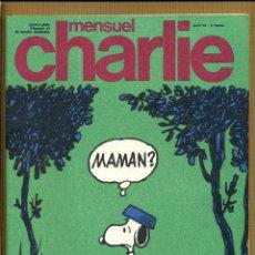Cómics: CHARLIE MENSUEL JOURNAL PLEIN D'HUMOUR Nº 63 - FRANCIA. Lote 168511196
