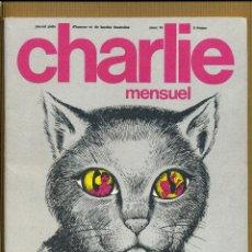 Cómics: CHARLIE MENSUEL JOURNAL PLEIN D'HUMOUR Nº 62 - FRANCIA. Lote 168511248