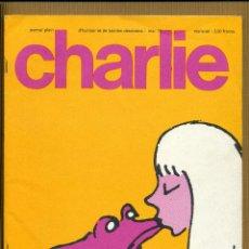 Cómics: CHARLIE MENSUEL JOURNAL PLEIN D'HUMOUR Nº 40 - FRANCIA. Lote 168512332