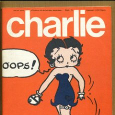 Cómics: CHARLIE MENSUEL JOURNAL PLEIN D'HUMOUR Nº 32 - FRANCIA. Lote 168632020