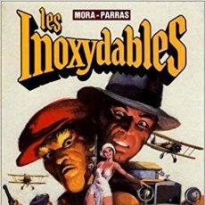 Cómics: LES INOXYDABLES COLECCION COMPLETA 1 AL 5 DE VICTOR MORA ( CAPITAN TRUENO) EN FRANCES . Lote 168974036