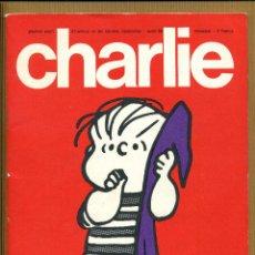 Cómics: CHARLIE MENSUEL JOURNAL PLEIN D'HUMOUR Nº 3 - FRANCIA. Lote 169674748