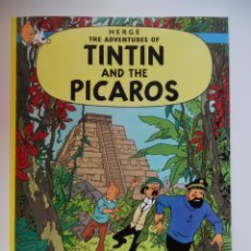 Cómics: HERGÉ. TINTIN AND THE PICAROS, EGMONT. Lote 169760156