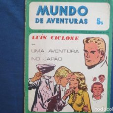 Cómics: MUNDO DE AVENTURAS N.º 6 / 1973 SÉRIE V -- EM PORTUGUÊS -- AGÊNCIA PORTUGUESA DE REVISTAS. Lote 170495740