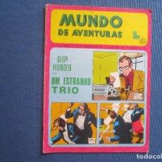 Cómics: MUNDO DE AVENTURAS N.º 11 / 1973 SÉRIE V -- EM PORTUGUÊS -- AGÊNCIA PORTUGUESA DE REVISTAS. Lote 170496300