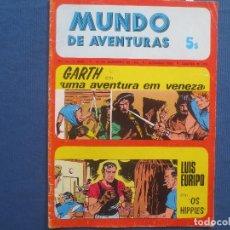 Cómics: MUNDO DE AVENTURAS N.º 12 / 1973 SÉRIE V -- EM PORTUGUÊS -- AGÊNCIA PORTUGUESA DE REVISTAS. Lote 170496516