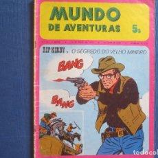 Cómics: MUNDO DE AVENTURAS N.º 34 / 1974 SÉRIE V -- EM PORTUGUÊS -- AGÊNCIA PORTUGUESA DE REVISTAS. Lote 170497640