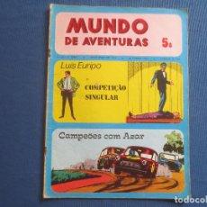 Cómics: MUNDO DE AVENTURAS N.º 35 / 1974 SÉRIE V -- EM PORTUGUÊS -- AGÊNCIA PORTUGUESA DE REVISTAS. Lote 170498160