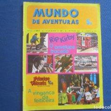 Cómics: MUNDO DE AVENTURAS N.º 47 / 1974 SÉRIE V -- EM PORTUGUÊS -- AGÊNCIA PORTUGUESA DE REVISTAS. Lote 170498652