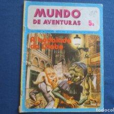 Cómics: MUNDO DE AVENTURAS N.º 49 / 1974 SÉRIE V -- EM PORTUGUÊS -- AGÊNCIA PORTUGUESA DE REVISTAS. Lote 170498916