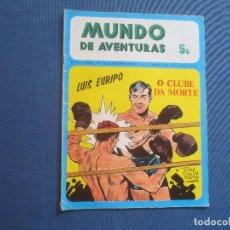 Cómics: MUNDO DE AVENTURAS N.º 52 / 1974 SÉRIE V -- EM PORTUGUÊS -- AGÊNCIA PORTUGUESA DE REVISTAS. Lote 170499252