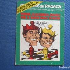 Cómics: CORRIERE DEI RAGAZZI N.º 52 / 1972 - SETTIMANALE ILLUSTRATO DEL CORRIERE DELLA SERA - IN ITALIANO --. Lote 170508276