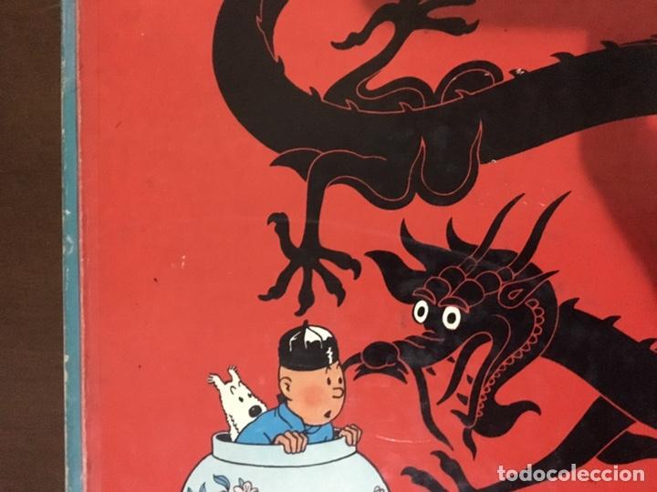 Cómics: Tintín - Le lotus bleu 1946 - Foto 3 - 170905824