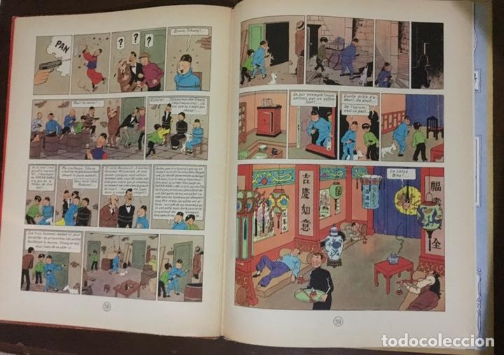 Cómics: Tintín - Le lotus bleu 1946 - Foto 7 - 170905824