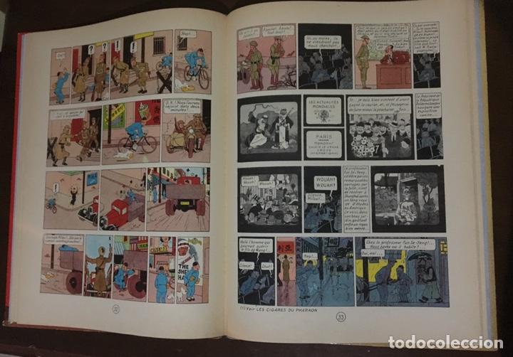 Cómics: Tintín - Le lotus bleu 1946 - Foto 8 - 170905824