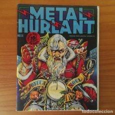 Cómics: METAL HURLANT 12 COMIC EN FRANCÉS 1976 BD BILAL DIONNET MOEBIUS DRUILLET... FRANCIA. Lote 172381273