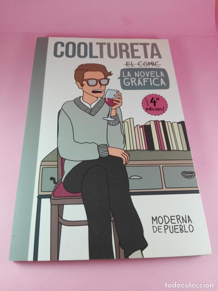 Cómics: Comic-Cooltureta-El comic-La novela gráfica´Moderna de Pueblo-4ªedición-20015-Nuevo-ver fotos - Foto 3 - 172795353