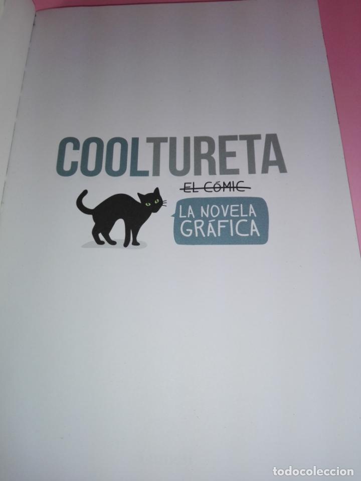 Cómics: Comic-Cooltureta-El comic-La novela gráfica´Moderna de Pueblo-4ªedición-20015-Nuevo-ver fotos - Foto 6 - 172795353