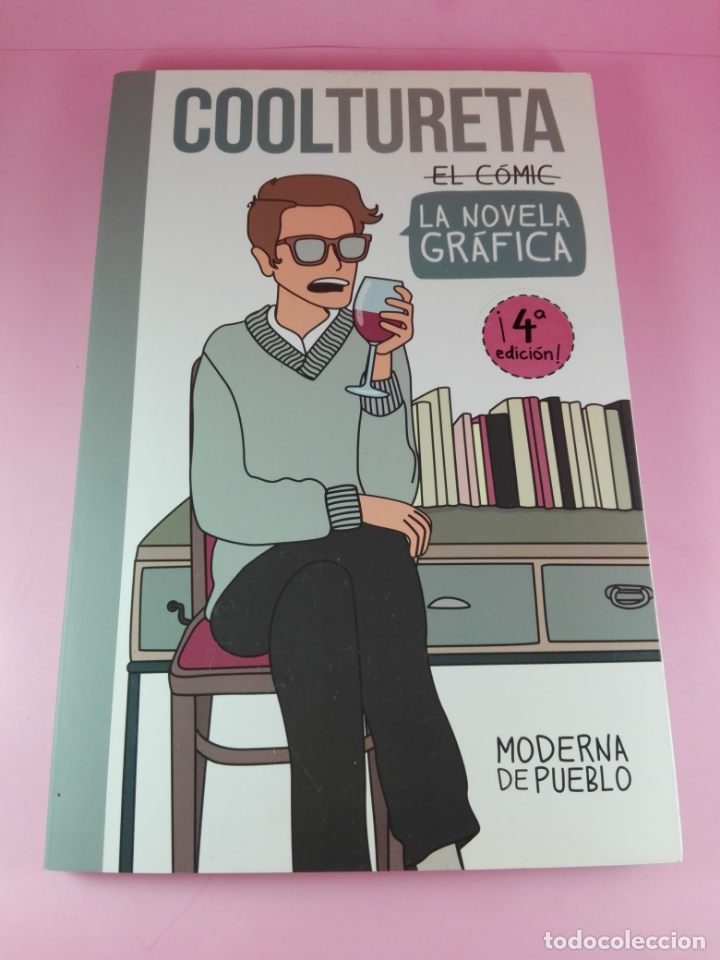 Cómics: Comic-Cooltureta-El comic-La novela gráfica´Moderna de Pueblo-4ªedición-20015-Nuevo-ver fotos - Foto 14 - 172795353