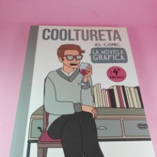 Cómics: COMIC-COOLTURETA-EL COMIC-LA NOVELA GRÁFICA´MODERNA DE PUEBLO-4ªEDICIÓN-20015-NUEVO-VER FOTOS. Lote 172795353