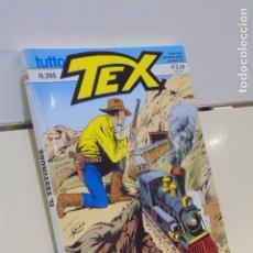 Cómics: TUTTO TEX Nº 395 IL TESTIMONE - EN ITALIANO. Lote 172857889