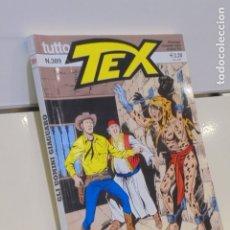 Cómics: TUTTO TEX Nº 389 GLI UOMINI GIAGUARO - EN ITALIANO. Lote 172900375