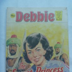 Cómics: DEBBIE , Nº 53 : THE SECRET PRINCESS . 1982 . EDICION ORIGINAL EN INGLES. Lote 173484968