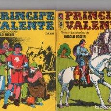 Cómics: PRINCIPE VALIENTE POR HAROLD FOSTER, 17 NÚMEROS DE 96 PÁGINAS EN IDIOMA PORTUGUÉS. Lote 173834817