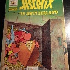 Cómics: ASTERIX IN SWITZERLAND.. Lote 173688870