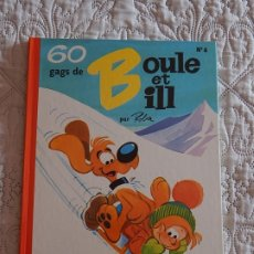 Cómics: BOULE ET BILL - 60 GAGS N. 6. Lote 174020984