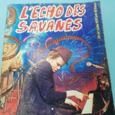 Cómics: L' ECHO DES SAVANES. N. 54 JUILLET 1979. Lote 175239137