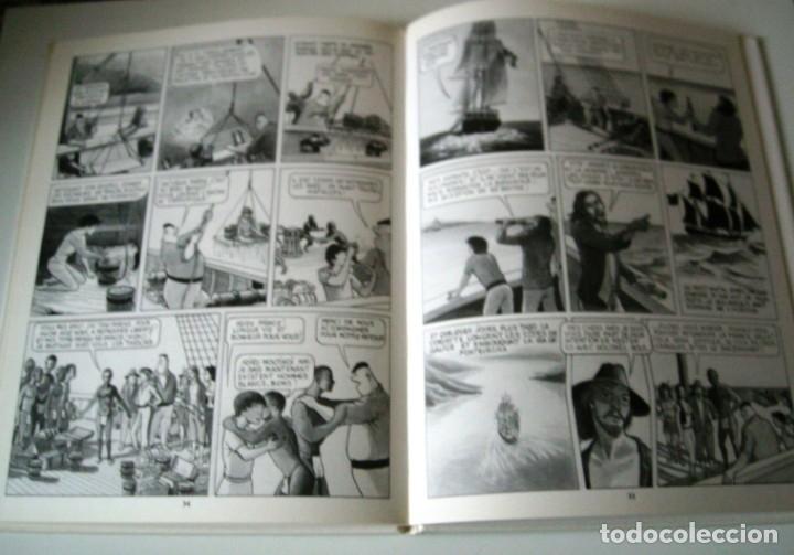 Cómics: LES CORSAIRES BASQIUES - ETCHEGOYEN / CHANSON - Foto 2 - 176647388