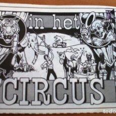 Cómics: IN HET CIRCUS - TANTE LENY - PERFECTO ESTADO. Lote 177604519